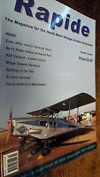 RAPIDE #13 THE MAGAZINE FOR THE NORTH-WEST VINTAGE AVIATION ENTHUSIAST (2005)