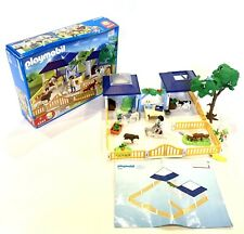 Playmobil 4344 Animal Nursery Nearly Complete With Box