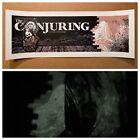 The Conjuring Annabelle Art Print Horror Poster Glows Dark! Movie Mondo Qfschris