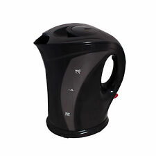Nero 1.7 LITRO 2000w Cordless Veloce Bollire Elettrico Brocca Bollitore Filtro Lavabile