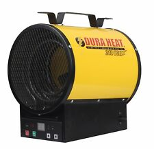 Duraheat Electric Forced Air Heater - 240 Volt With Remote Control - Tubular -