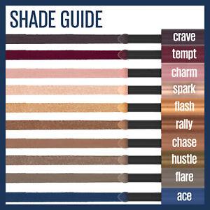 10 TEN Maybelline Color Strike Cream-To-Powder Eye Shadow Pen, Complete Set