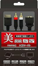 Ps3/ps2 D Terminal Cable [PlayStation 3]