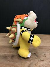 "Nintendo Super Mario Bros King Bowser Plush Doll 10"""