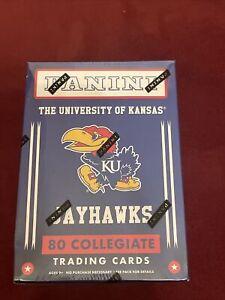 Panini Collegiate Kansas KU Jayhawks Multi-Sport Trading Cards Blaster Box