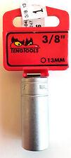 Teng Outils m380613-c avec 1cm MOTEUR 35860402 Douille profonde hex 13mm