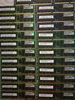 Hynix Micron Samsung 1x16GB 2Rx4 DDR3 1333 MHz PC3L-10600R CL9 ECC REG Serveur