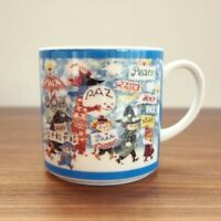 Moomin Characters Mug Jansson 100th anniversary of birth Made in Japan Limited