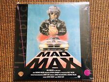 Mad Max 1 (deutsche Laserdisc) in Schutzhülle, neuwertig!