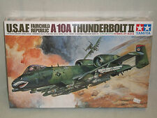 Tamiya 1/48 Scale Fairchild Republic A-10A Thunderbolt II - Factory Sealed