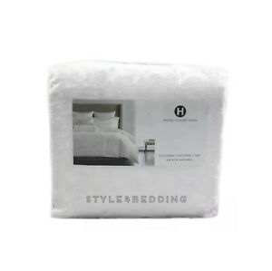 Hotel Collection Plume Full / Queen Duvet Cover $370