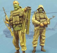 1/35 Resin Modern Russian Speical Force 2 Soldiers unpainted unassembled BL278