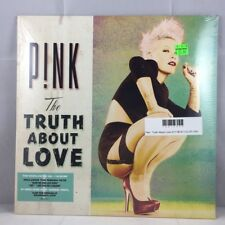 Pink - Truth About Love 2LP NEW COLOR VINYL