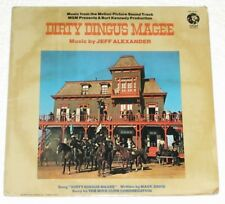 DIRTY DINGUS MAGEE (1970) Sealed MGM Soundtrack LP
