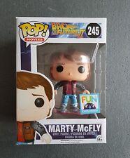 Back To The Future 2 Marty McFly on overboard Funko Pop!  MIB RARE Fun.Com exclu