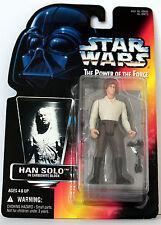 Kenner® Star Wars Actionfigur, Han Solo in Carbonite Block, POTF, 69613