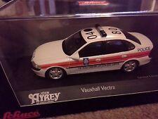 Schuco 1/43 Vauxhall Vectra 1997  Lancashire  Police  new model car