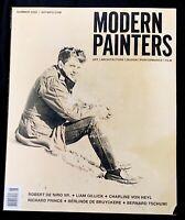 Modern Painters Magazine Summer 2009 Robert De Niro