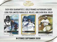 2020 Topps Gold Label Baseball - 2 Hobby Box - Random Team Break