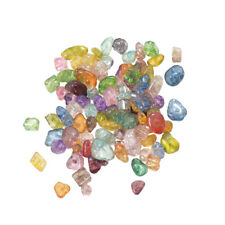 20g Tumbled Stone Crystal Stone Rock Bead for DIY Necklace Bracelet Earrings