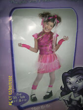 HALLOWEEN COSTUME  BRATZ WITH BOOT COVERS KIDS CHILDS CHILDRENS