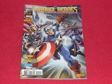 MARVEL HEROES (v3) 9 PANINI COMICS TRES BON ETAT