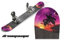 Snowboard Tip Decal Graphics sticker fits Burton,Capita,K2,GNU,LIB - DREAMSCAPE