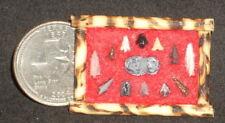 Arrowhead Arrow Head Display Collection 1:12 Miniature Native American #2367