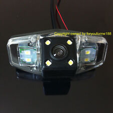 COLOR HD CCD SENSOR CAR REAR VIEW PARKING CAMERA FOR HONDA ACURA TL RL TSX MDX