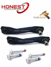 For JAGUAR X TYPE 01-09 REAR SUSPENSION TRAILING CONTROL ARMS & BOLTS Karlmann