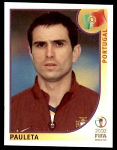 Panini World Cup Korea/Japan 2002 - Pauleta Portugal No. 310