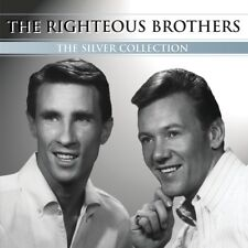 THE RIGHTEOUS BROTHERS The Silver Collection 10 Track CD  NEW