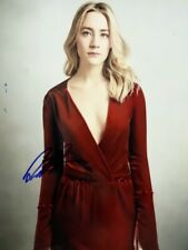 Saoirse Ronan signed 11x14 Photo - In Person. Lady Bird