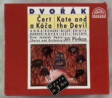 Classical CD Box Set / Dvorak Suprahon Opera Kate and the Devil