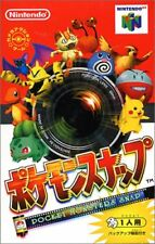 USED Pokemon Snap  Nintendo 64 Japan N64 JAPANESE JAPANZON JAP