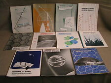 11 1958-1963 Case Institute of Technology Engineering & Science Review Magazines