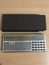 Sharp PC1211 Pocket Computer With Hard Case