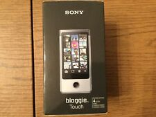 Sony Touch MHS-TS20 8 GB Camcorder - Silver