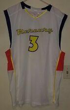 DIANA TAURASI Phoenix Mercury WNBA Arizona Lottery SGA White Jersey Adult Large
