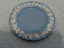 Wedgewood Queen's Ware Etruria Barlaston Bread/Butter Plate(s Embossed Scalloped