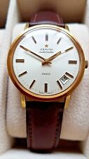 Zenith 28800 Automatic Mens Watch