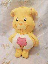Vintage Care Bears Treat Heart Pig Pillow Plush Sewn Pattern