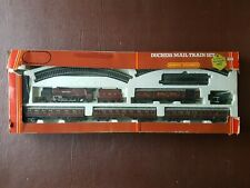 More details for hornby oo gauge r542 duchess of abercorn mail train set boxed - untested