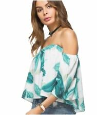 Women's Blouse Wrapped Chest Sexy Strapless Loose T-shirt