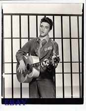 Elvis Presley Photo from Original Negative Jailhouse Rock