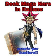 Yu-Gi-Oh! Baraja Completo De Yugi - Mago Negro - Italiano