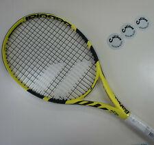 """BABOLAT PURE AERO Lite Tennis Racquet, STRUNG, Grip 3 (4-3/8"""") 270 grams"""