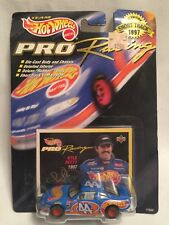Hot Wheels Pro Team Racing 1st Edition Short Track 1997 Kyle Petty #44 1:64