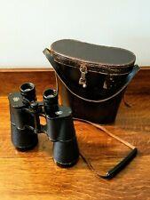 Vintage German Leitz Weitzler 15X60 Campoforit Binoculars 1960s