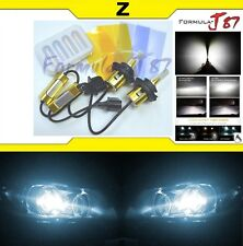LED Kit Z 96W 9008 H13 6000K White Two Bulbs Head Light Dual Beam Replacement OE